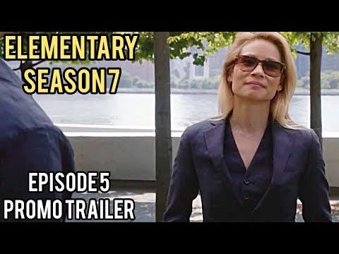 Элементарно / Elementary | 7 сезон 5 серия - Промо-трейлер (2019)