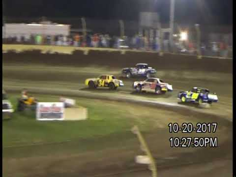 10-20-17 KOKOMO SPEEDWAY, IN  KOKOMO KLASH 11, THUNDER STOCK  - F