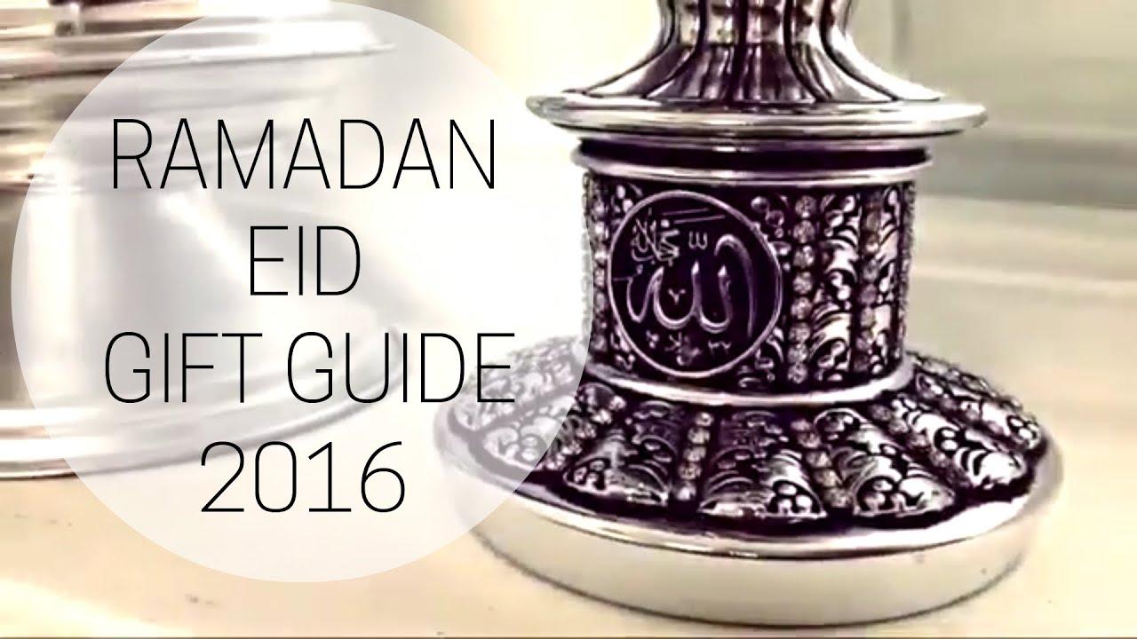 Ramadaneid gift ideas youtube ramadaneid gift ideas negle Choice Image