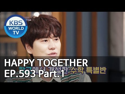 Happy Together I 해피투게더 EP.593 Part.1 [ENG/2019.06.27]