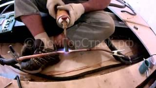 Соединение и пайка медных трубок для кондиционера(, 2014-12-25T01:37:40.000Z)