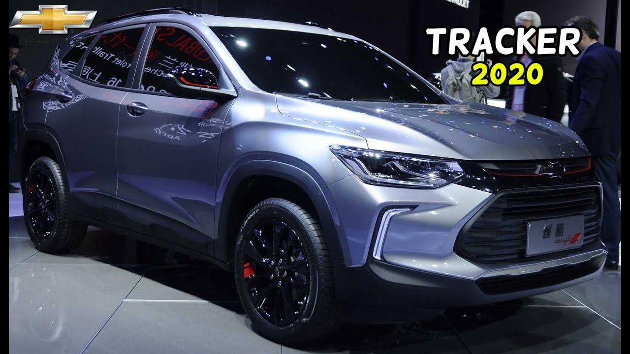 Novo Chevrolet Tracker 2020 é apresentado no salão de Xangai 2019 | Top Carros - YouTube