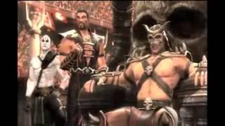 Mortal Kombat 9 La Pelicula.