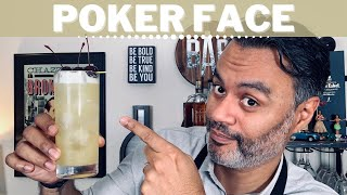 POKER FACE Cocktail  Easy Cocktail Recipes  Tequila Cocktails  60 Seconds