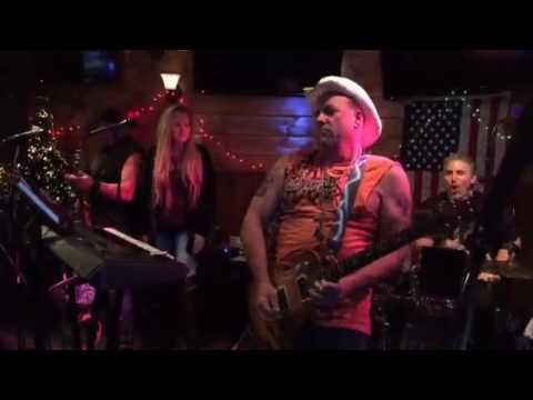 Amber Moon rockin' at Moby Dicks 12/2/16