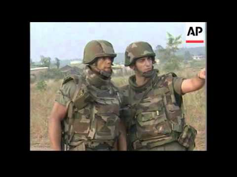 CONGO: BRAZZAVILLE: FURTHER FIGHTING BREAKS OUT