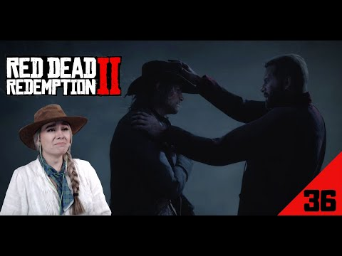Chapter 6 ENDING - Red Dead Redemption 2 - Blind Play Through - LiteWeight Gaming