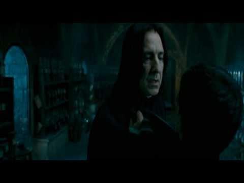 Il peggior ricordo di Severus Piton