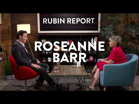 Roseanne Barr and Dave Rubin talk Trump, Hillary, Weed, Comedy and More! (Full interview)