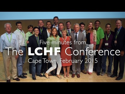 The LCHF Conference in Cape Town 2015