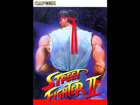 [1/3] リュウ - ストリートファイターII(初代,AC) STREET FIGHTER II(1st)