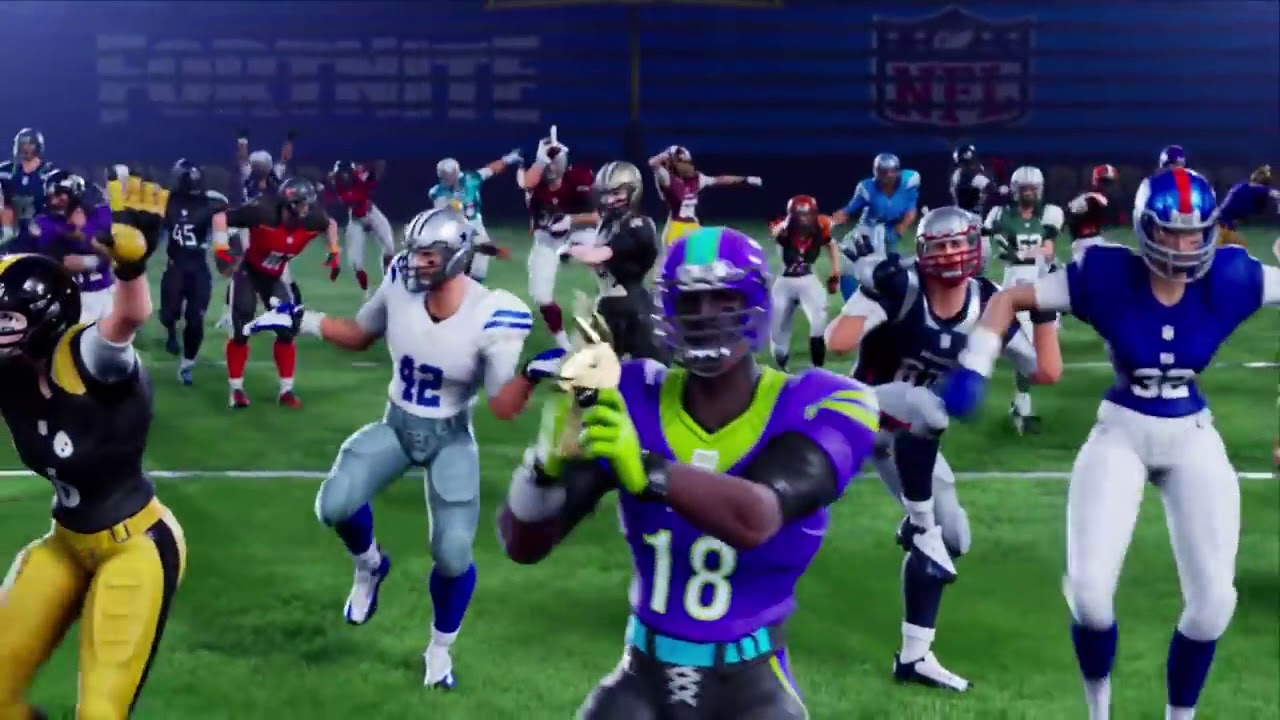 NEW  Leaked Fortnite Skins - NFL (Official Trailer) - YouTube 609a8b9ae