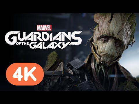 Marvel's Guardians of the Galaxy – Official Reveal Trailer (4K) | E3 2021