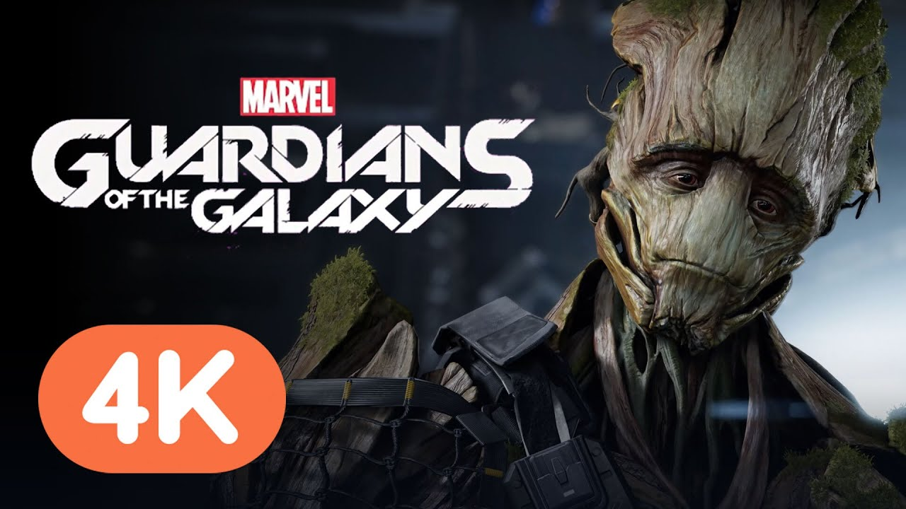 Download Marvel's Guardians of the Galaxy - Official Reveal Trailer (4K) | E3 2021
