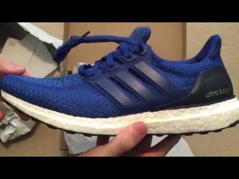 Adidas Ultra Boost 3.0 Mystery Royal Blue US Size 11.5