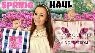 Spring Clothing Haul!(F21,Topshop,Love Culture&More!)
