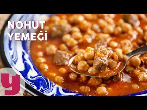 Nohut Yemeği Tarifi - Ev Yemekleri Tarifleri | Yemek.com