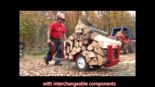 Whats Firewood Hauler Replacing A Tractor And Bucket Loader