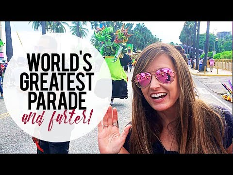 World's Greatest Parade and FARTER: Dominican Republic