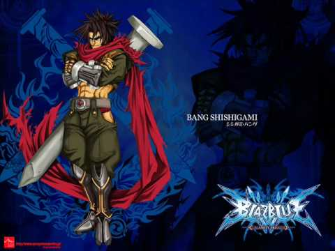 BlazBlue - Bang Shishigami's True Theme