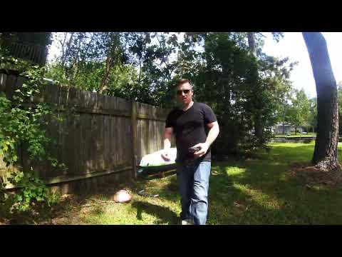 Building Kayak Rack