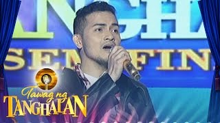 Tawag ng Tanghalan: Froilan Canlas | Sana Ay Ikaw Na Nga (Round 5 Semifinals)