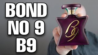AUTUMN GEM - Bond NO 9 B-9 Fragrance Review