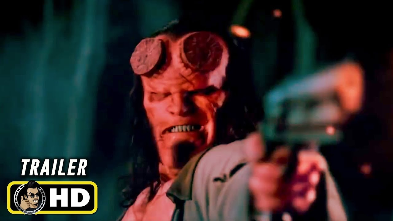 HELLBOY (2019) Trailer #1 Alternate Cut