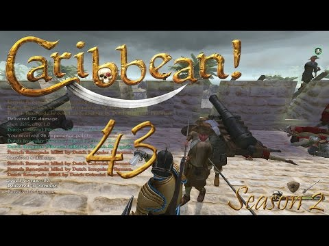 Let's Play Caribbean! Season 2 Episode 43: Freeing Henry Morgan