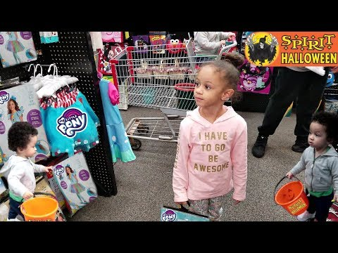 My Little Pony Kids Halloween Costume Shopping At Spirit Halloween Store