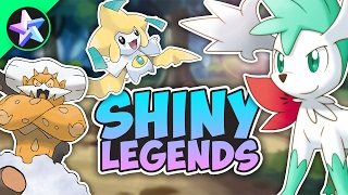 PBB HUNTING SHINY LEGENDS! - Roblox Pokemon Brick Bronze Livestream!