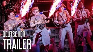Ghostbusters 🎥 Deutscher Trailer #2 HD (deutsch, german)