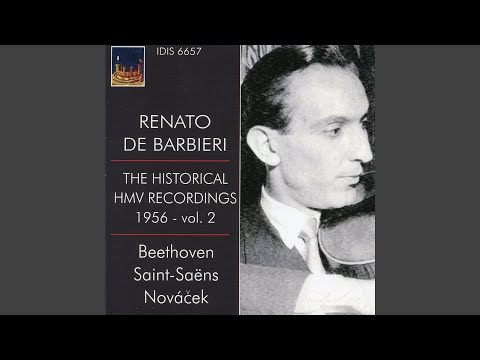 "Violin Sonata No. 9 in A Major, Op. 47, ""Kreutzer"": III. Finale: Presto"