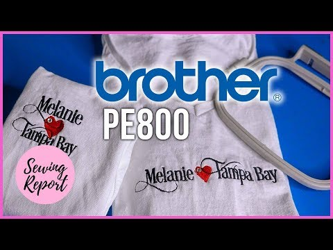how-to-embroider-t-shirts-in-the-hoop-|-brother-pe800-embroidery-machine-|-sewing-report