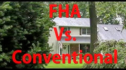 FHA VS CONVENTIONAL - Which is better?