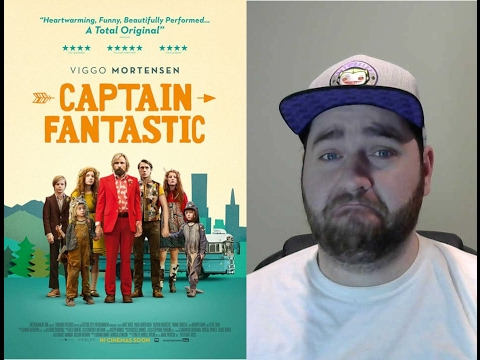 Captain Fantastic (2016) Review