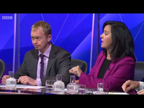 Question Time in Liverpool - Energy Prices & Jumpers 24/10/2013