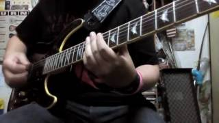 asking alexandria a prophecy cover guitar + tab