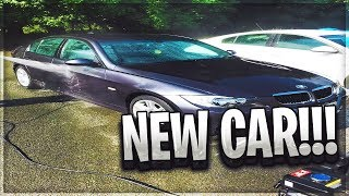 I BOUGHT A NEW CAR!!!