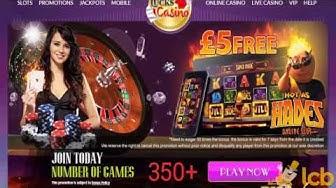 Lucks Casino Video Review