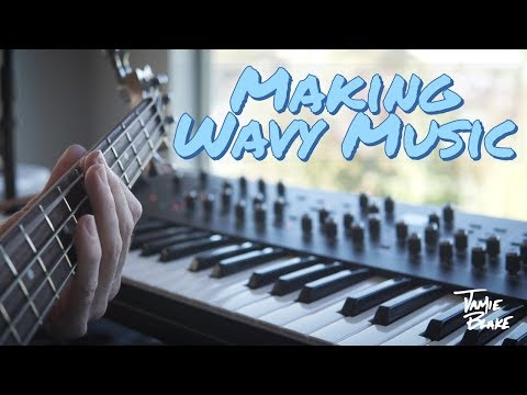 Making A Beat From Scratch (Wavy Instrumental 2018)