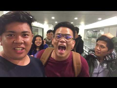 DAY 1: NAIA- GUANGZHOU AIRPORT, CHINA