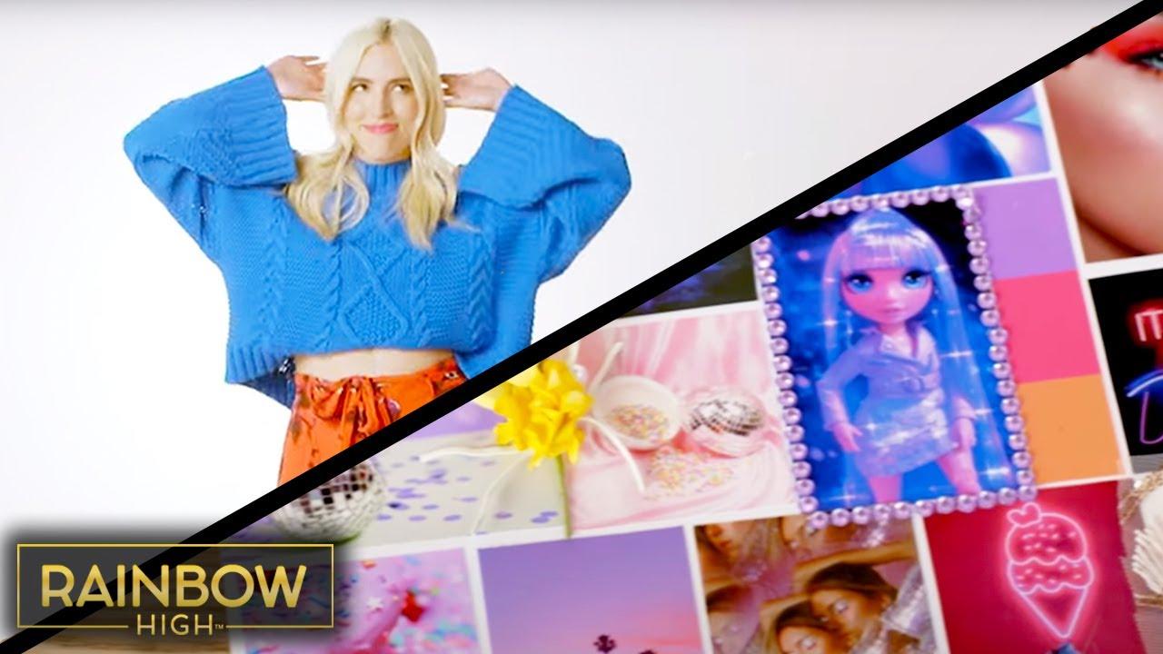 Get INSPIRED with Studio GLAM Class! 🌈 | Rainbow High