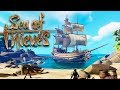 Sea of Thieves Gameplay!  New Pirate Game!  Best Looking Game at E3 (Sea of Thieves Xbox Gameplay)