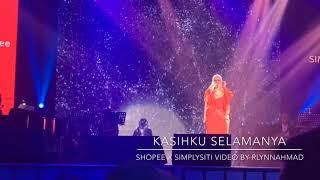 Kasihku Selamanya - Dato' Seri Siti Nurhaliza [Shopee x Simplysiti]