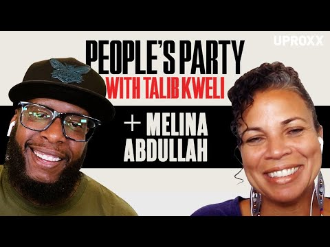 Talib Kweli & Melina Abdullah Talk Black Lives Matter, Defunding Police, And Voting | People's Party