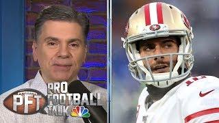Super Bowl 2020: Jimmy Garoppolo or Patrick Mahomes overwhelmed?   Pro Football Talk   NBC Sports