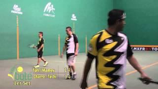 Mx Frontour - Frontenis - Final dobles (Turi / Mamey vs. Charro / Tachi) Atlacomulco 2013