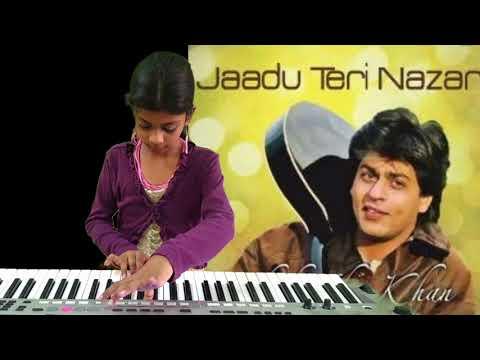 jaadu teri nazar keyboard cover by yoshita - YouTube