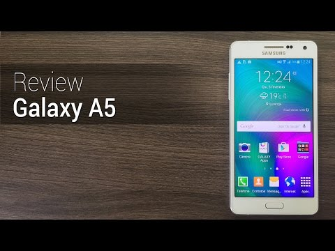 Análise: Samsung Galaxy A5 | Review do Tudocelular.com